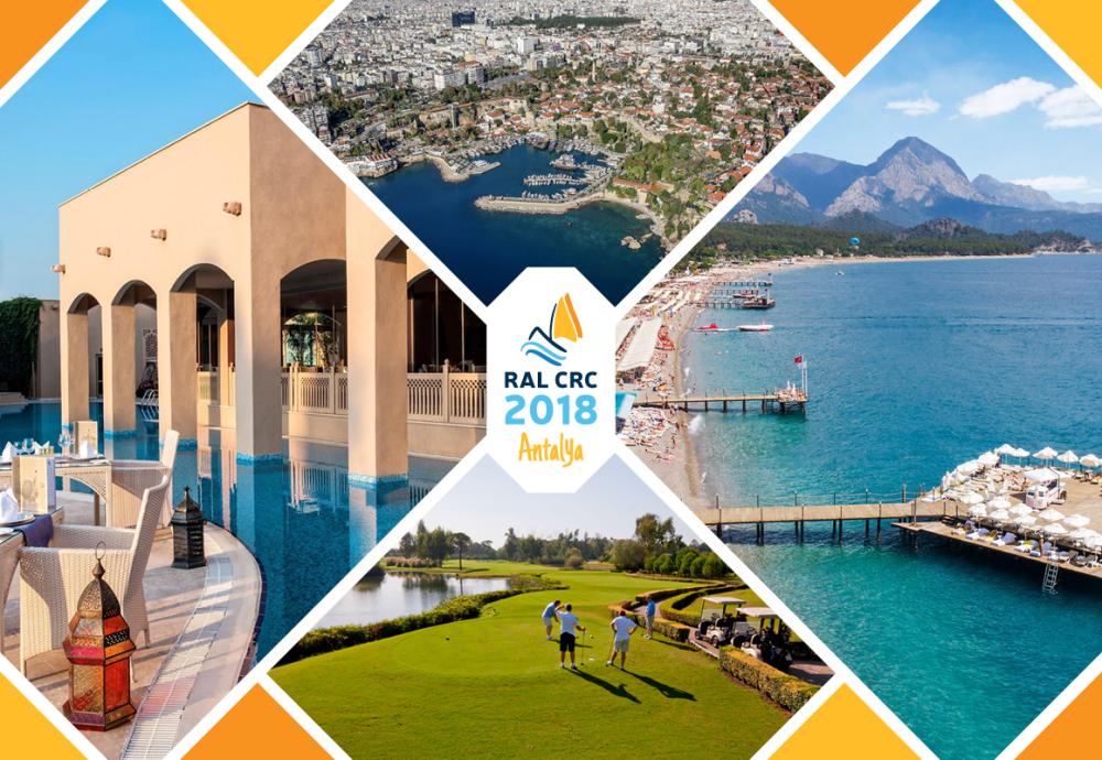 CRC-2018-Antalya