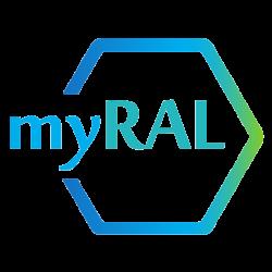 myRAL logo trans